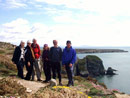 Lunch-time at South Stack